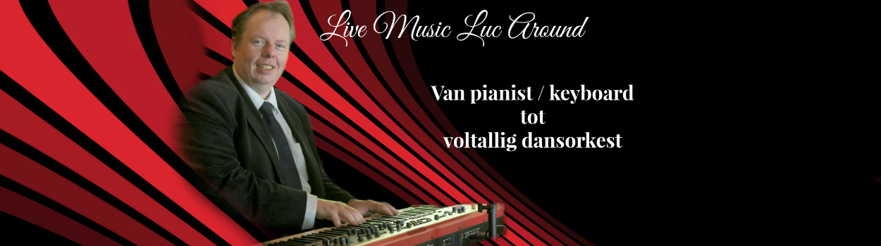 Live Music Luc Around cover