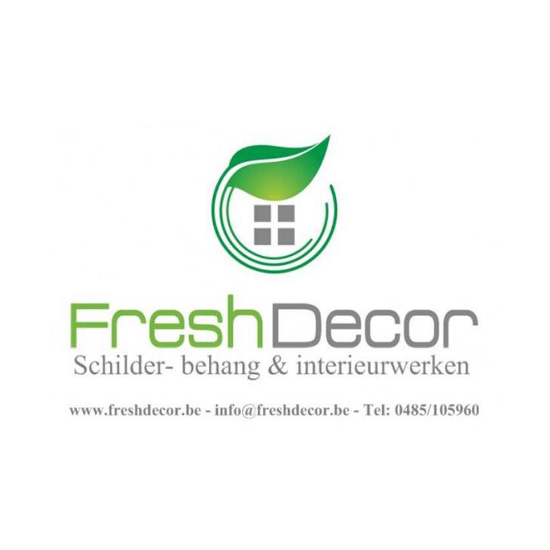 Fresh Decor Schilderwerken cover