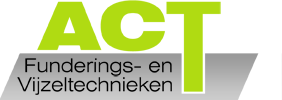 ACT Funderings- en Vijzeltechnieken cover
