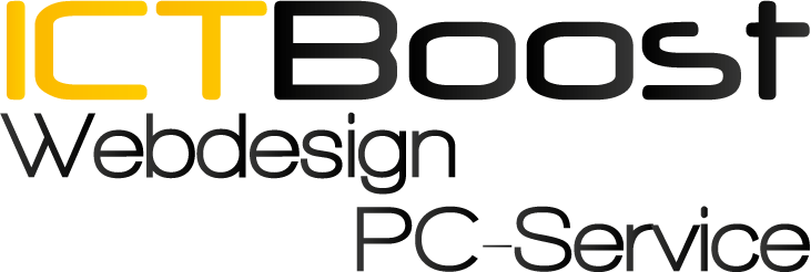 ICTBoost Webdesign PC-Service cover